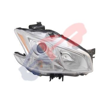Picture of HEAD LAMP 09-14 RH HALOGEN MAXIMA