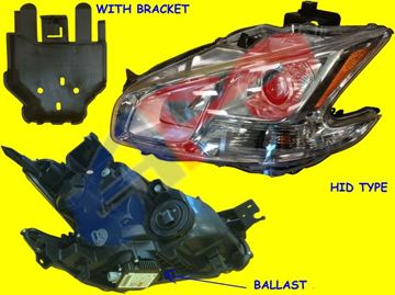 Picture of HEAD LAMP 09-14 LH XENON MAXIMA