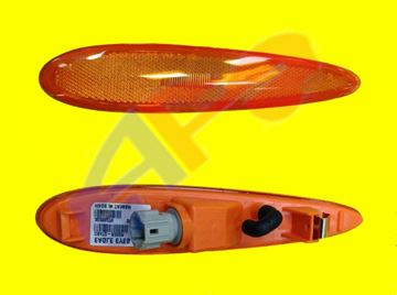 Picture of SIDE MARKER 00-03 LH AMBER MAXIMA