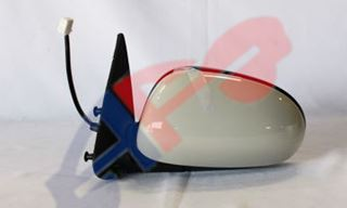 Picture of MIRROR 00-03 LH PTD PWR MAN-FOLD MAXIMA