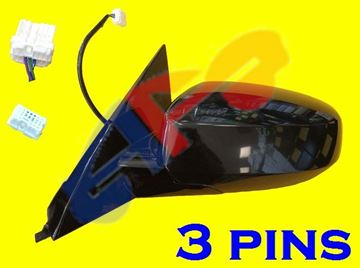 Picture of MIRROR 04-08 LH PTD PWR MAN-FOLD MAXIMA