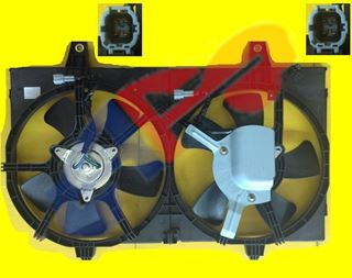 Picture of COOLING FAN 00-01 MAXIMA/I30