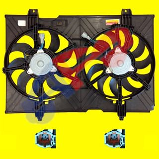 Picture of COOLING FAN 13-18 NV200/15-16 CITY EXPRESS