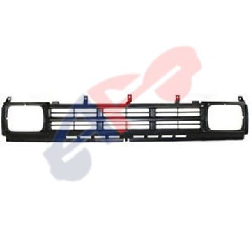 Picture of GRILLE 90-92 BLK HARDBODY