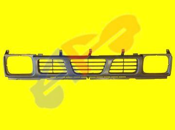 Picture of GRILLE 93-97 BLK HARDBODY