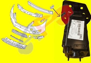 Picture of BRACKET 13-18 LH FT TO-FRAME 1.8L SENTRA RH&LH PRICE IS DIFFERENT