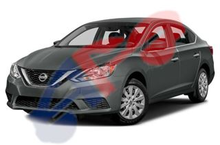 Picture of GRILLE, BUM 16-18 SENTRA