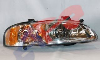 Picture of HEAD LAMP 02-03 RH CHR CA/GXE/XE SENTRA