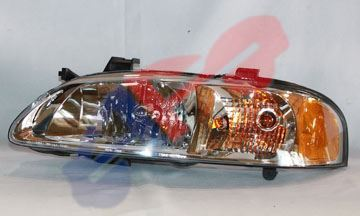 Picture of HEAD LAMP 02-03 LH CHR CA/GXE/XE SENTRA