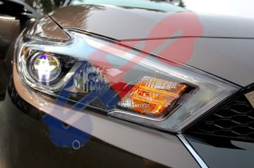 Picture of HEAD LAMP 16-19 RH LED SENTRA
