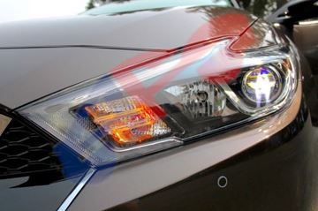 Picture of HEAD LAMP 16-19 LH LED SENTRA