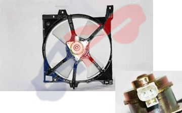 Picture of RAD FAN ASSY 91-94 MT 2PINS LH-SIDE