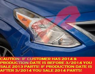 AUTOFiT Inc. - New Aftermarket Auto Body Parts. HEAD LAMP ...