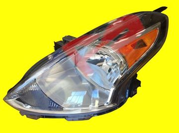 Picture of HEAD LAMP 14-19 LH SD VERSA