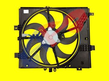 Picture of FAN ASSY 12-19 MT/AT 4 SPEED VERSA/14-15 VERSA NOTE