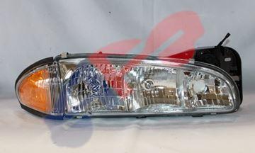 Picture of HEAD LAMP 96-99 RH W/SIDE MARKER BONNEVILLE