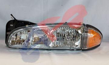 Picture of HEAD LAMP 96-99 LH W/SIDE MARKER BONNEVILLE