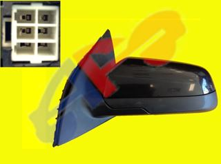 Picture of MIRROR 08-09 LH PTD PWR MAN-FOLD G8/11-13 PPV CAPRICE