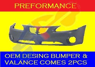 Picture of BUM COVER 04-08 FT UPP& VALANCE GRANDPRIX