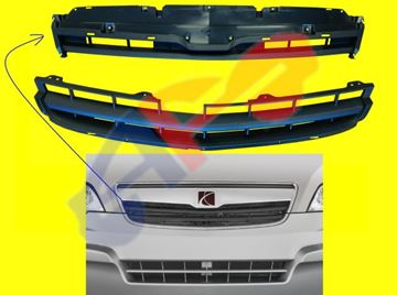 Picture of GRILLE 08-10 UPPER BLK XE,XR VUE