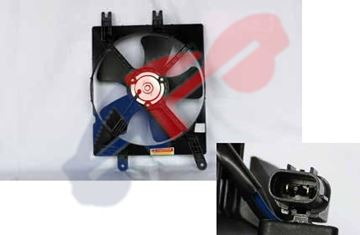 Picture of A/C FAN ASSY 04-07 RH FORENZA/RENO