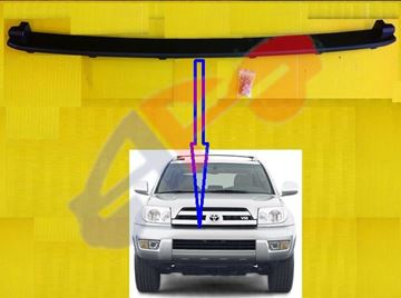 Picture of GRILLE LOWER 03-05 4RUNNER