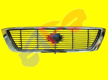 Picture of GRILLE 95-97 CHR/BLK AVALON