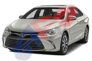 Picture of HOOD 15-17 CAMRY/CAMRY HYBRID