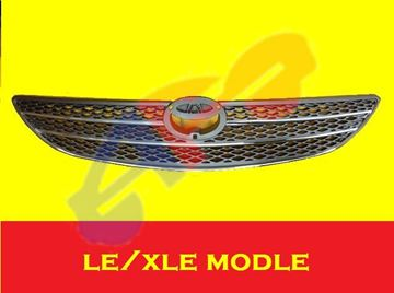 Picture of GRILLE 02-04 (LE/XLE) CAMRY