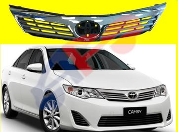 Picture of GRILLE 12-14 CHR/GRY L MODEL CAMRY