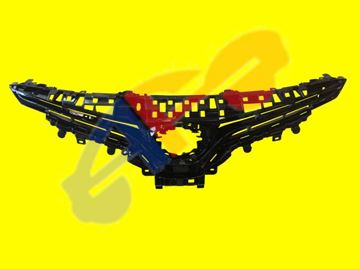 Picture of GRILLE 18-20 UPPER L/LE  CAMRY