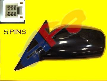 Picture of MIRROR 07-11 LH PTD PWR HT NON-FOLD USA&JP BUILT CAMRY