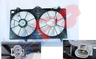 Picture of FAN ASSY 02-06 4CYL DUL CAMRY/SOLAR