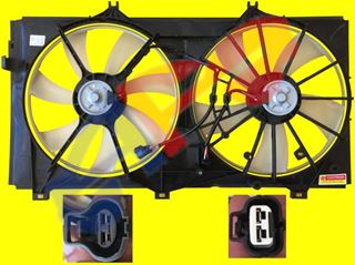 Picture of FAN ASSY 07-11 V6 CAMRY/05-12 AVAL
