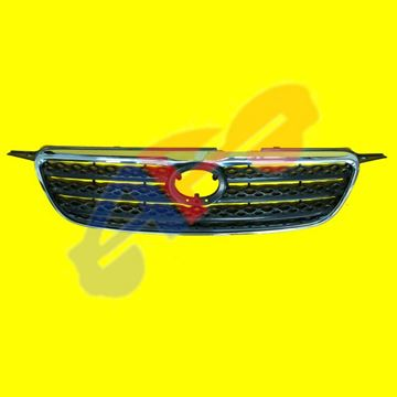 Picture of GRILLE 05-08 CHR/GRAY COROLLA