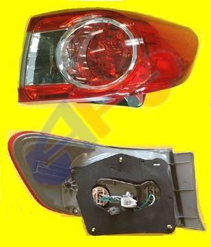 Picture of TAIL LAMP 11-13 RH OUTER COROLLA