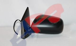 Picture of MIRROR 09-13 LH PTD PWR MAN-FOLD COROLLA