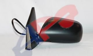 Picture of MIRROR 09-13 LH PTD PWR HT MAN-FOLD COROLLA
