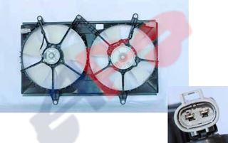 Picture of RAD FAN ASSY 98-02 PRIZM/COROLLA