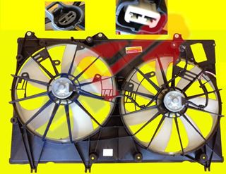 Picture of COOLING FAN 08-13 2.7/3.5L W/O TOW HIGHLANDER