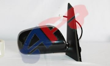 Picture of MIRROR 04-09 RH PTD PWR HT MAN-FOLD PRIUS