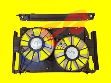 Picture of FAN ASSY 09-12 DUAL 2.5L USA BUILT RAV4