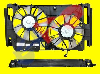 Picture of FAN ASSY 09-12 W/O TOWING DUAL 3.5L USA BUILT RAV4