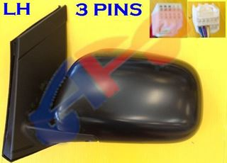 Picture of MIRROR 04-10 LH PTD PWR MAN-FOLD SIENNA