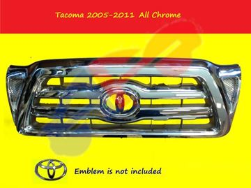 Picture of GRILLE 05-10 ALL CHROME TACOMA