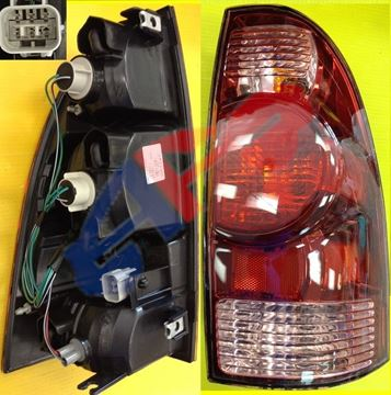 Picture of TAIL LAMP 05-15 RH HALOGEN TACOMA