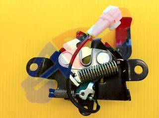 Picture of HOOD LATCH 07-12 W/ALARM SDN YARIS
