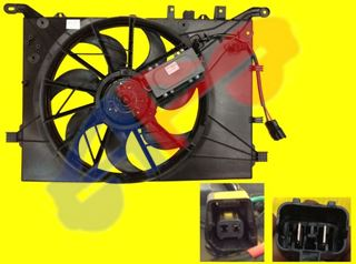 Picture of RAD FAN ASSY 00-01 W/O TURB S40/V40
