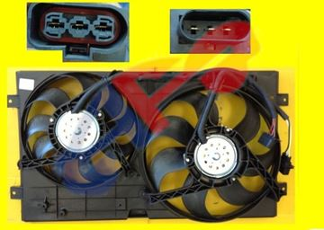 Picture of COOLING FANS 98-05 DUAL R/L(3PINS)