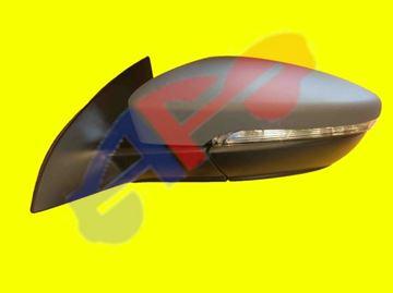 Picture of MIRROR 09-12 LH PTD PWR HT W/SIG W/PDL W/MEM MAN-FOLD PASSAT CC
